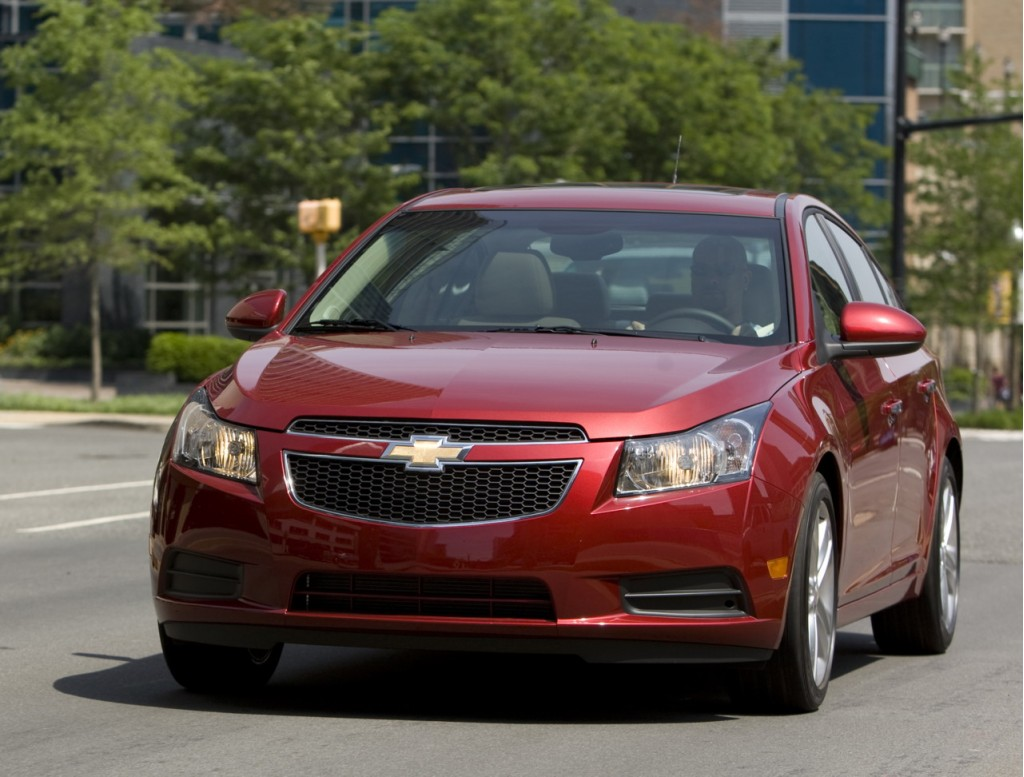 New Ads, Tim Allen Want to Woo You Into 2011 Chevrolet Cruze