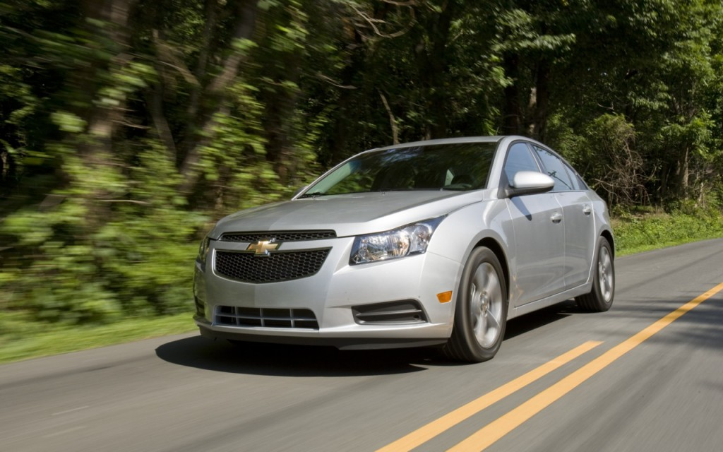 Chevrolet Cruze Diesel Confirmed For 2013: GM CEO Akerson