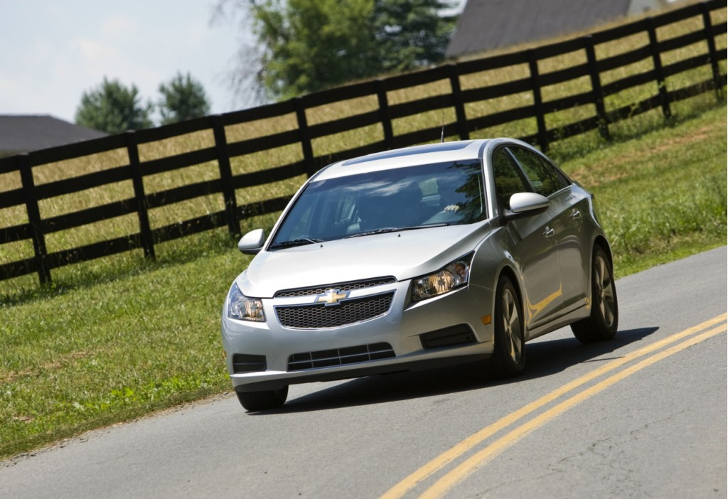 GM Looks To Streamline Platform And Engine Options