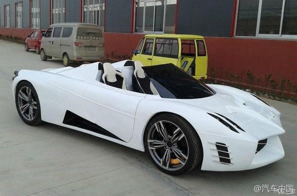 Pagani Huayra Roadster. Todavía más exclusivo Chinese-pagani-huayra-replica_100489562_l