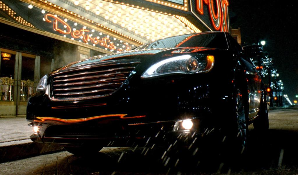 Chrysler Born of Fire Super Bowl XLV ad