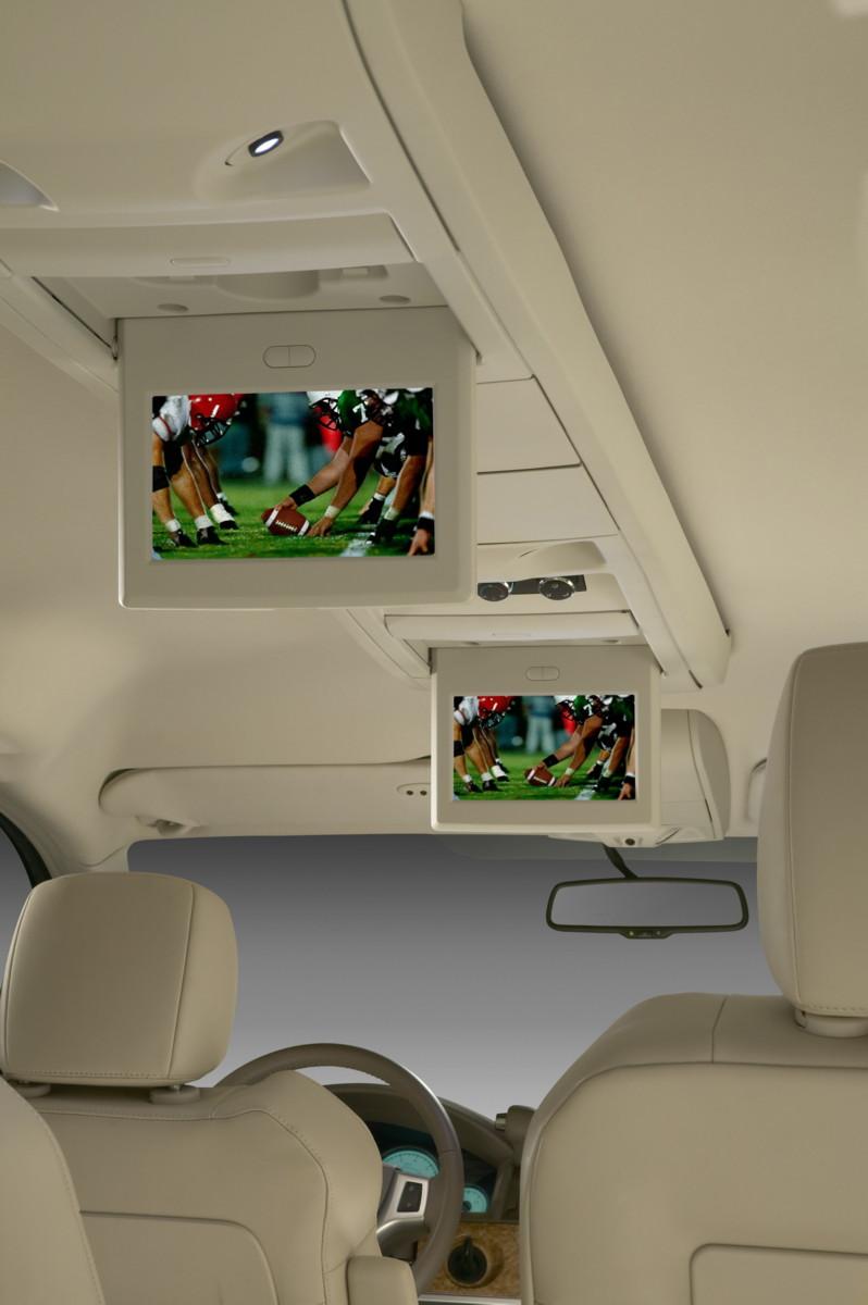 Chrysler Mopar FLO TV Auto Entertainment