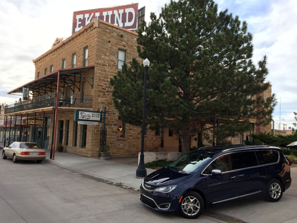 2017 Chrysler Pacifica Limited long-term test: not just a passenger hauler