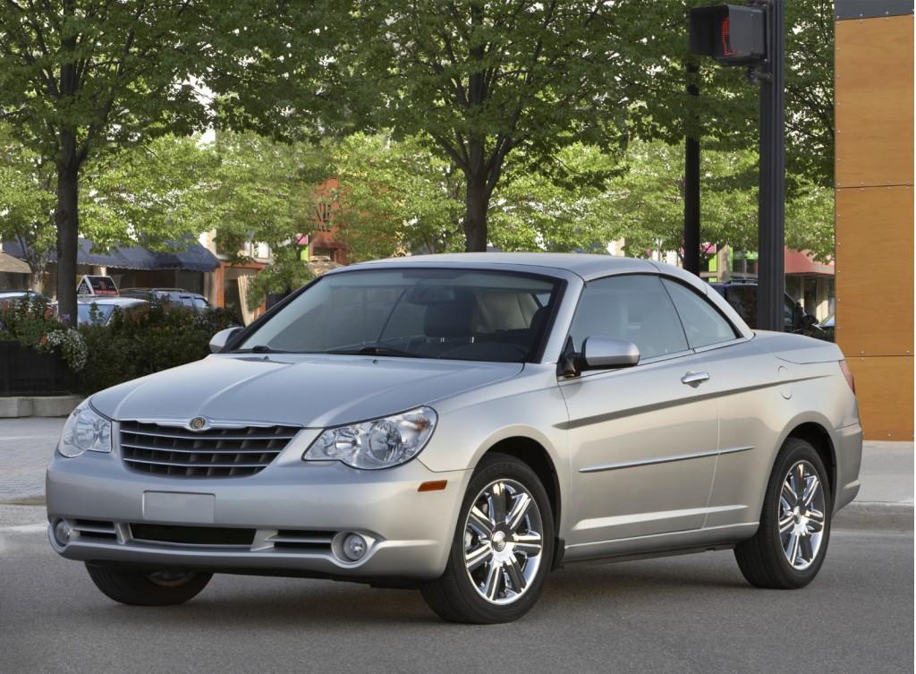202 Chrysler Sebring Convertible