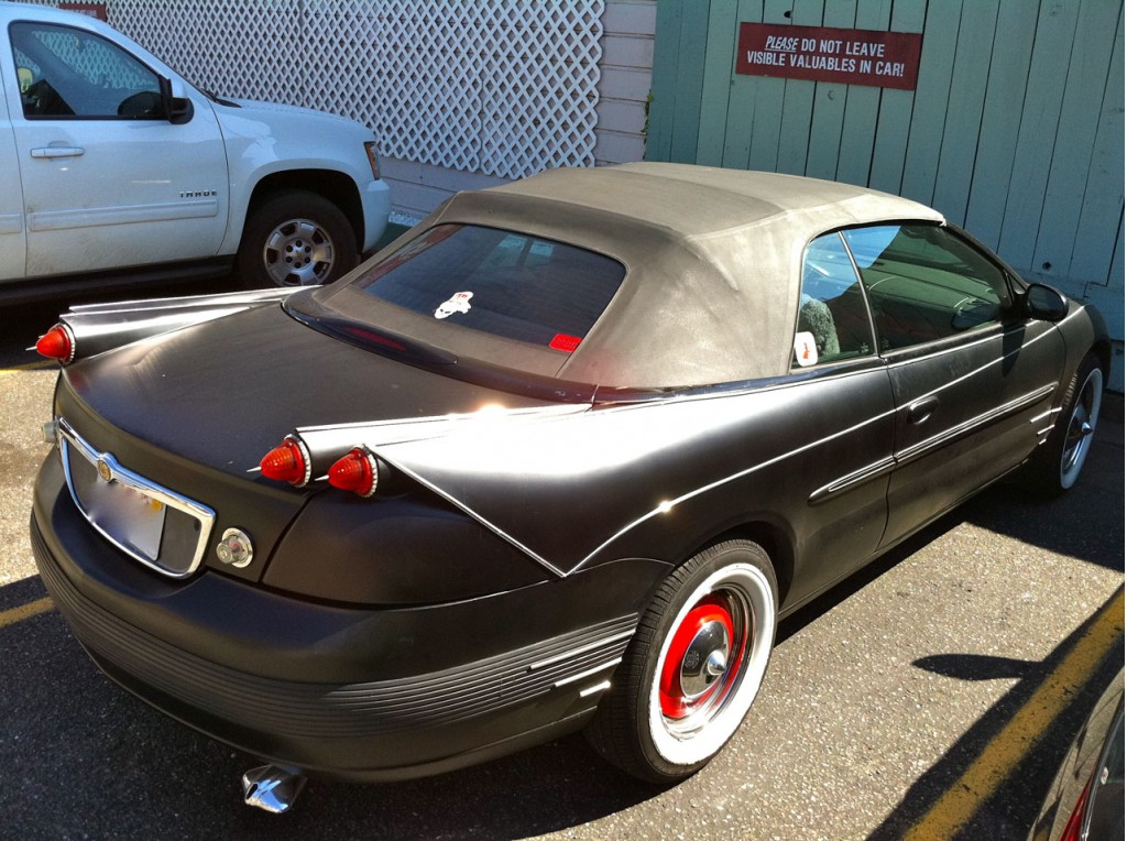 Image: Out Of Tune Chrysler Sebring Convertible, San ...