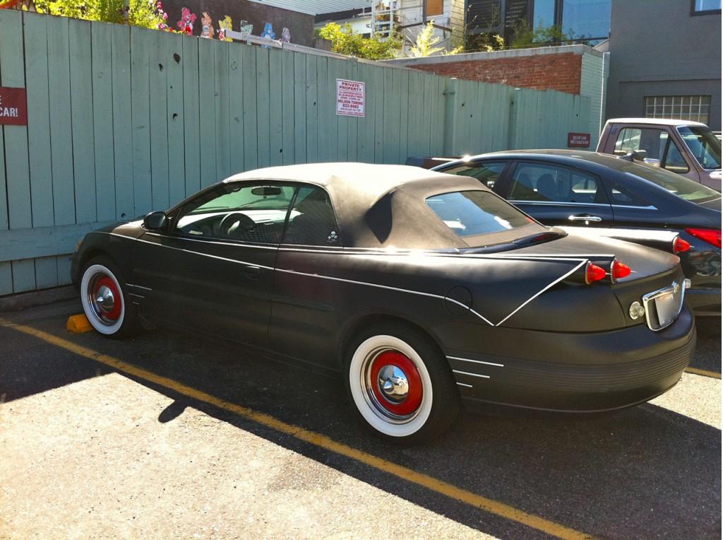 Image Out Of Tune Chrysler Sebring Convertible San