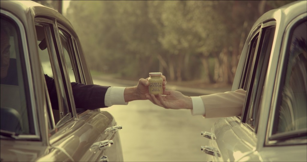 Classic Grey Poupon commercial