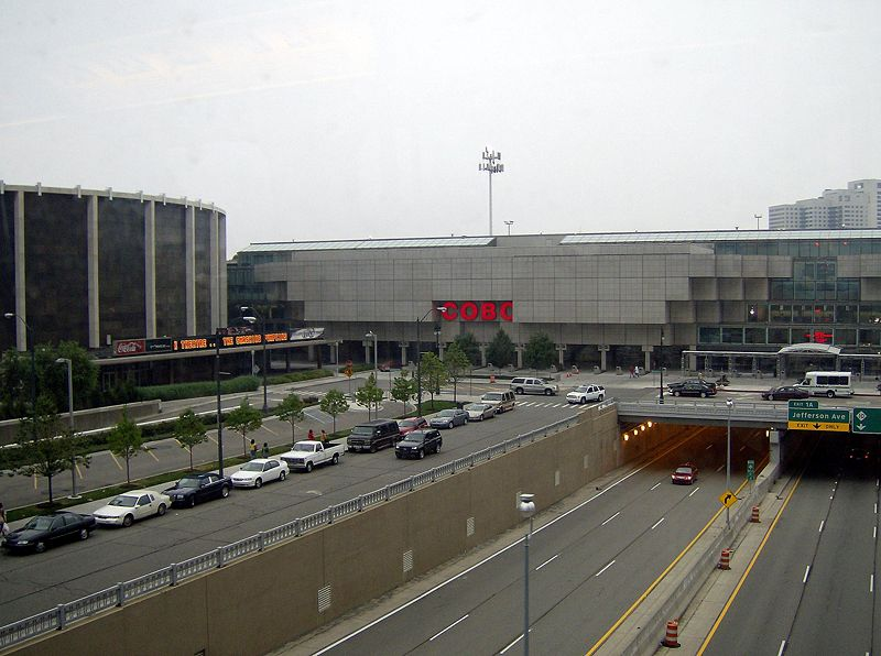 Cobo Hall, Detroit, Michigan