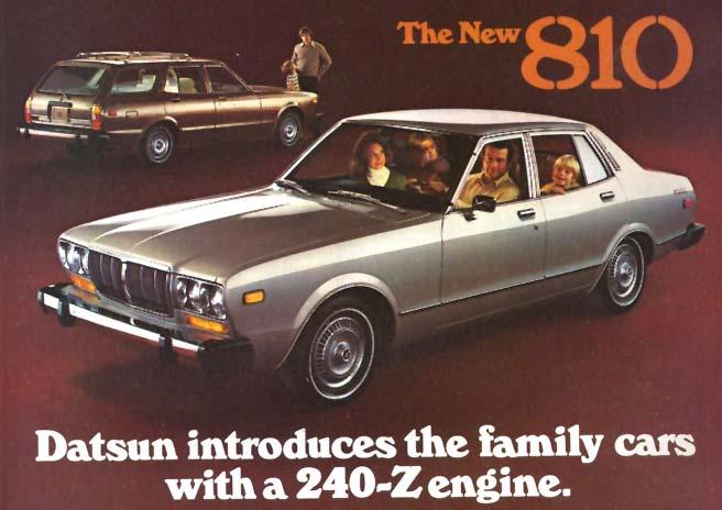 Guilty Pleasure: Datsun 810