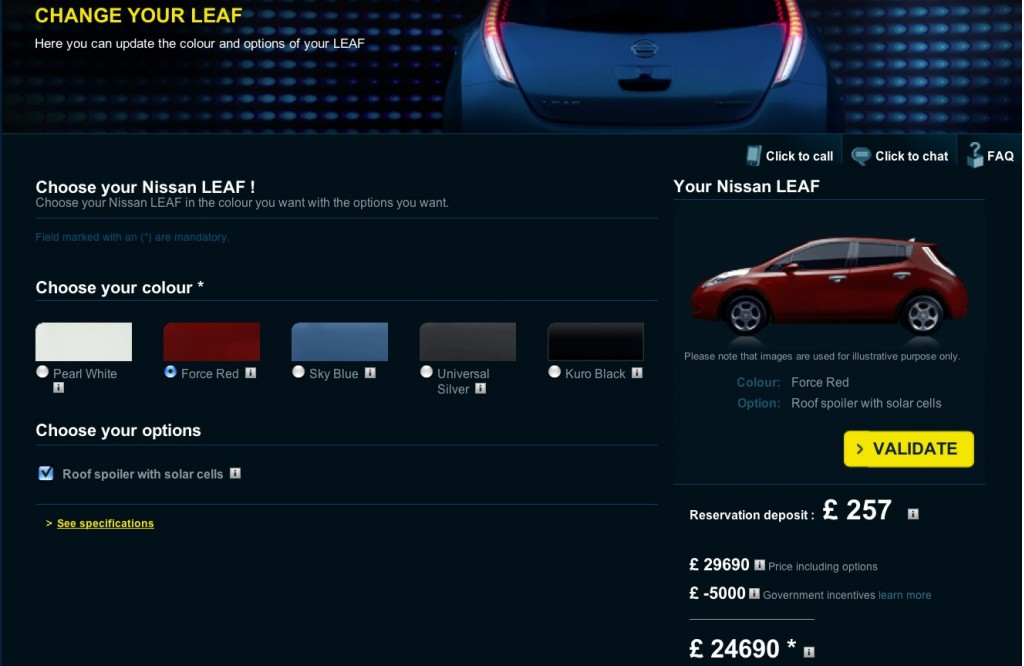 2018 nissan leaf reviews ratings prices consumer reports autos post. Black Bedroom Furniture Sets. Home Design Ideas