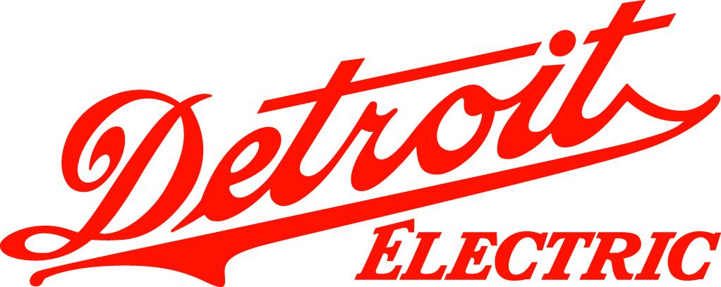 Detroit Electric's logo