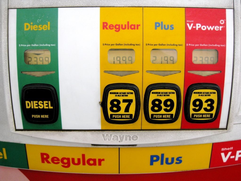 Diesel Fuel Price Atlanta 2/09