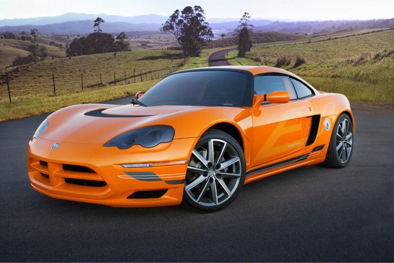 2011 Dodge Circuit EV