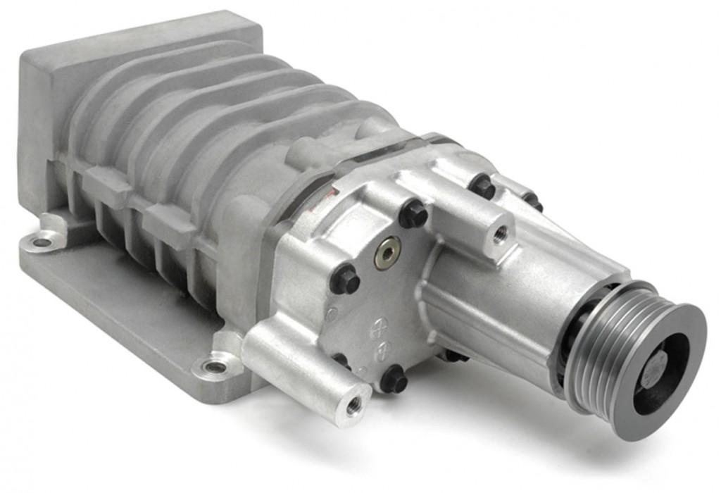 Eaton R410 supercharger