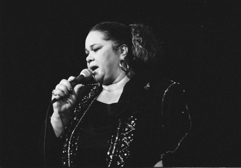 Etta James, Music Legend And Voice Of The '95 Jaguar XJ, Dead At 73