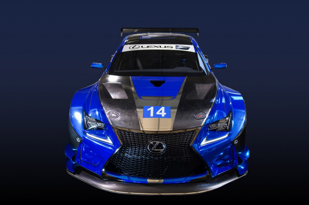 Image F Performance Racing Lexus Rc F Race Car