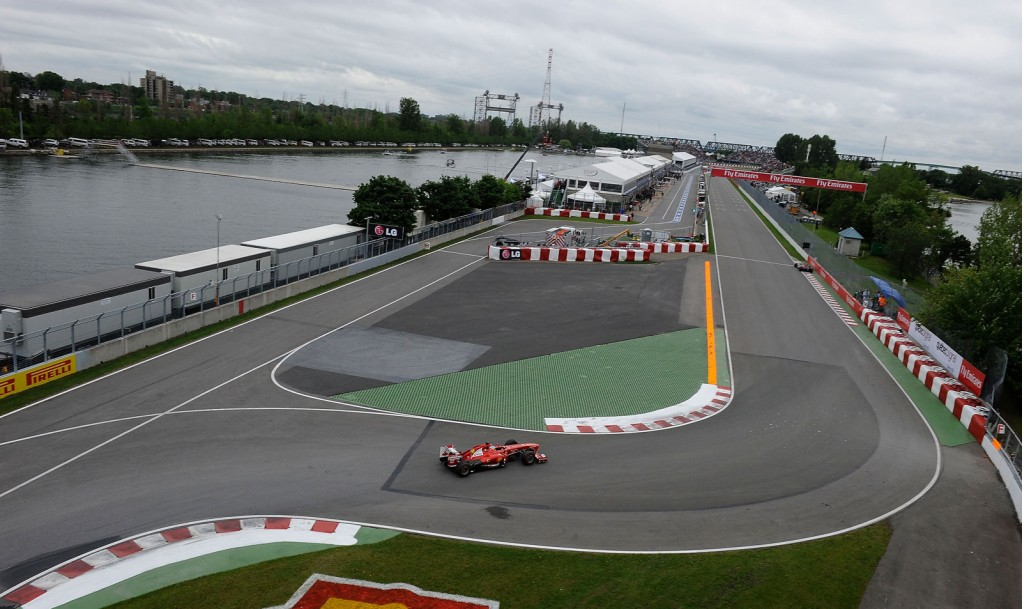 Ferrari at the 2013 Formula One Canadian Grand Prix