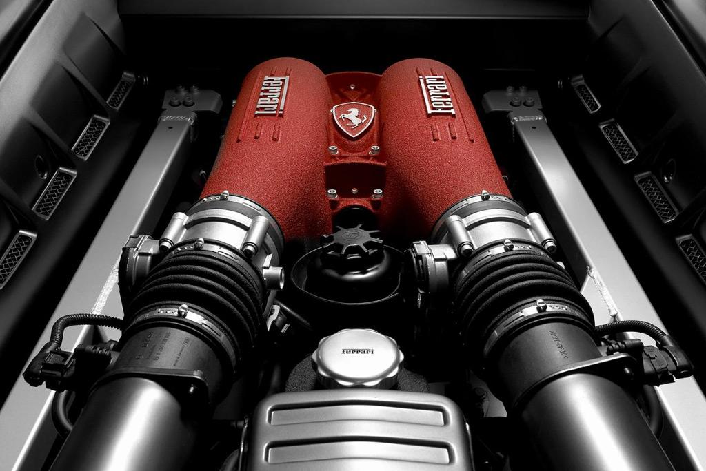 Turbocharged Ferraris, New Jaguar C-Type: Today's Car News
