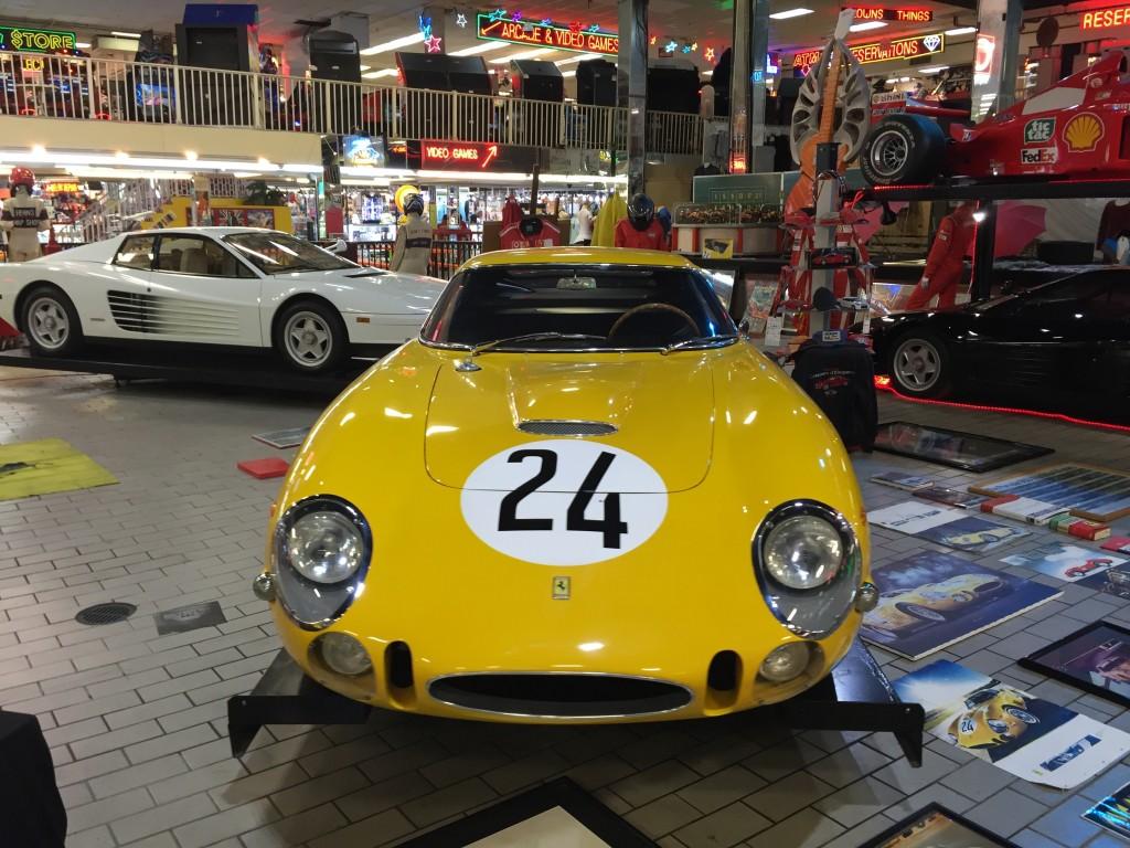 Image: 1964 Ferrari 275 GTB/C Speciale, Size: 1024 X 768