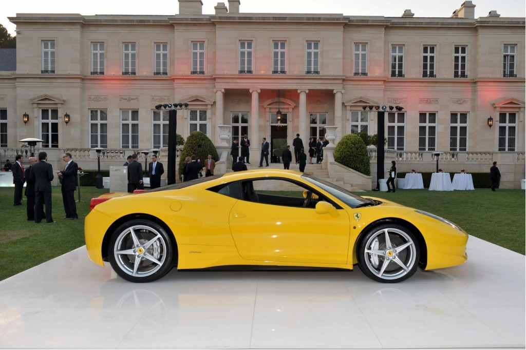 Unlikely Car Ads: Buy A Ferrari, Get A Free Oil Change