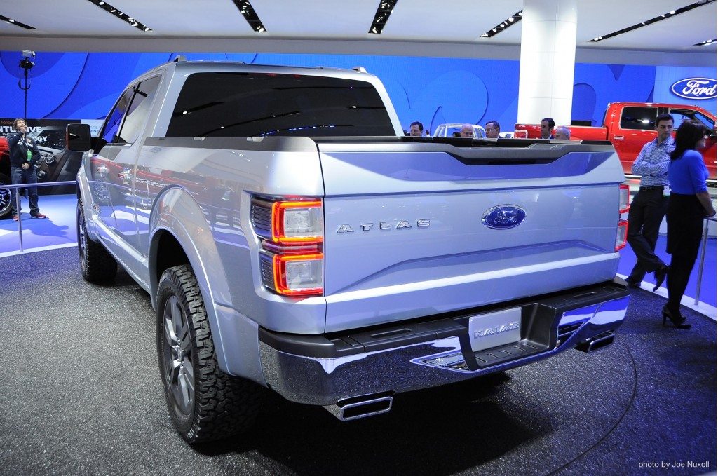 Image: Ford Atlas Concept at the 2013 Detroit Auto Show, size: 1024 x 679, type: gif, posted on ...