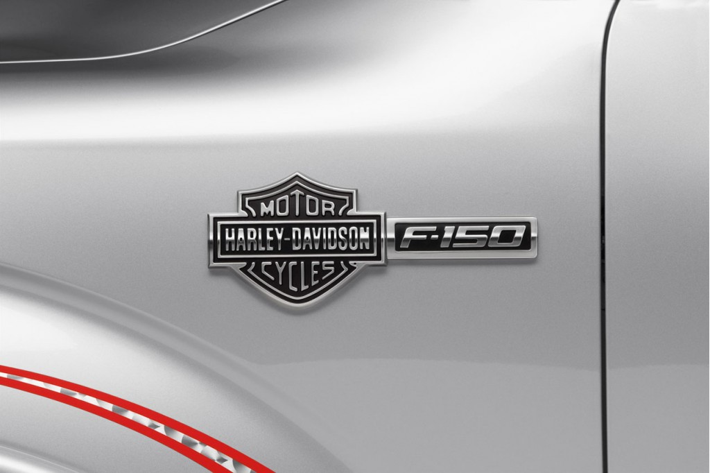 2011 Ford F-150 Harley-Davidson