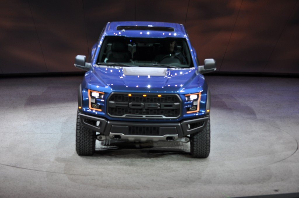 2017 ford f 150 raptor 2015 detroit auto show - Ford F150 Raptor 2015