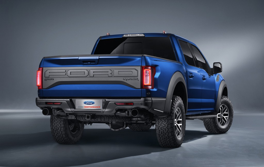 Image 2017 Ford F 150 Raptor Supercrew Size 1024 X 648
