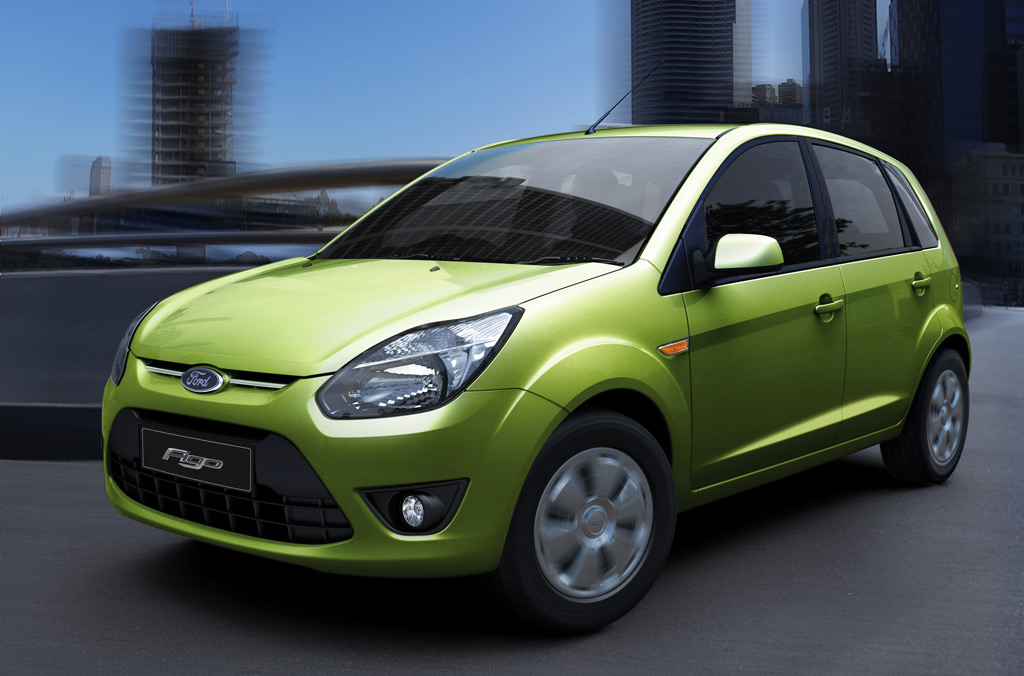 Ford Profitable By 2011; Launches New Facility In China