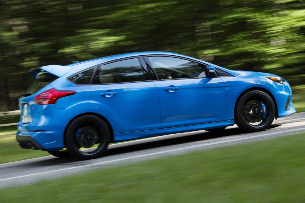 Image 2016 ford focus rs size 1024 x 682 type gif for Ford motor company 10k 2016