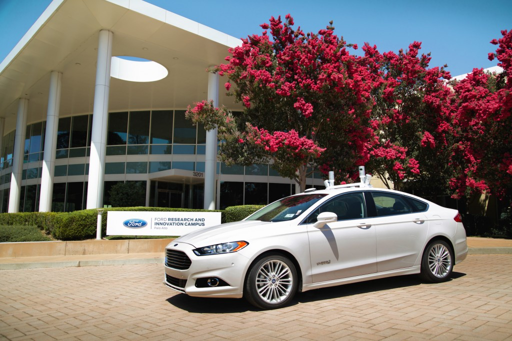 Ford reaffirms promise of self-driving cars by 2021 (but you won't be able to buy them)