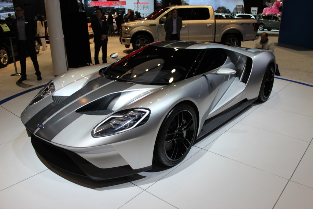 the ford gt will cost 400000 sell 250 per year - 2015 Ford Gt Auto Show