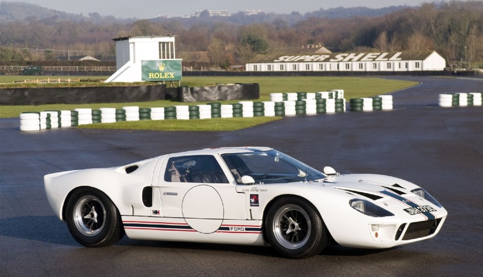 Rare Ford Gt40 Mk I Up For Sale