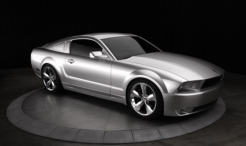I Legacy Announces Pricing For Iacocca 45th Anniversary Mustang