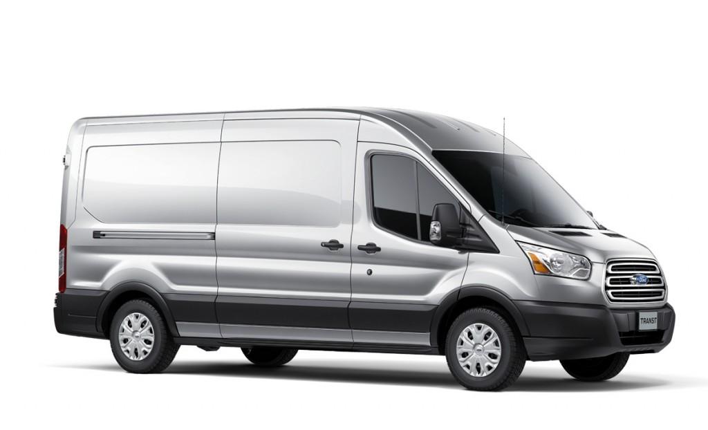 2014 Ford Transit van