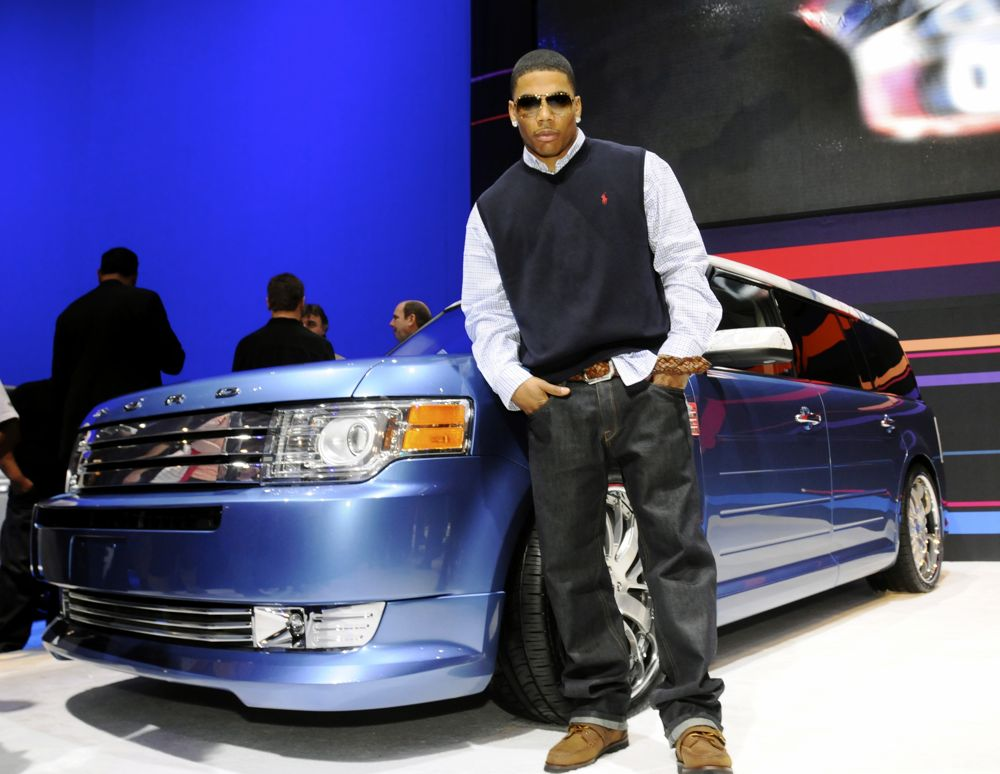 Ford Flex - Customized By Nelly