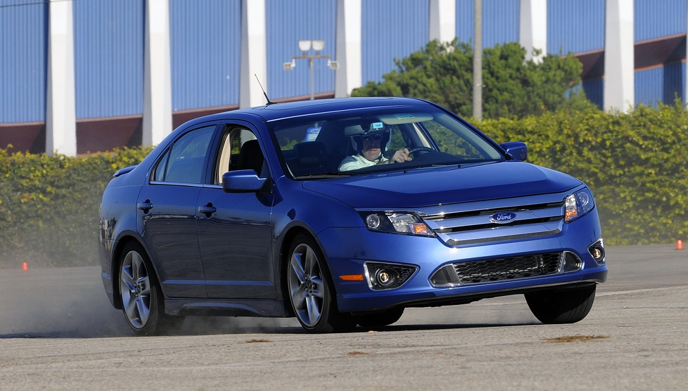 Family Car Compare: 2010 Chevrolet Malibu Vs. 2010 Ford Fusion