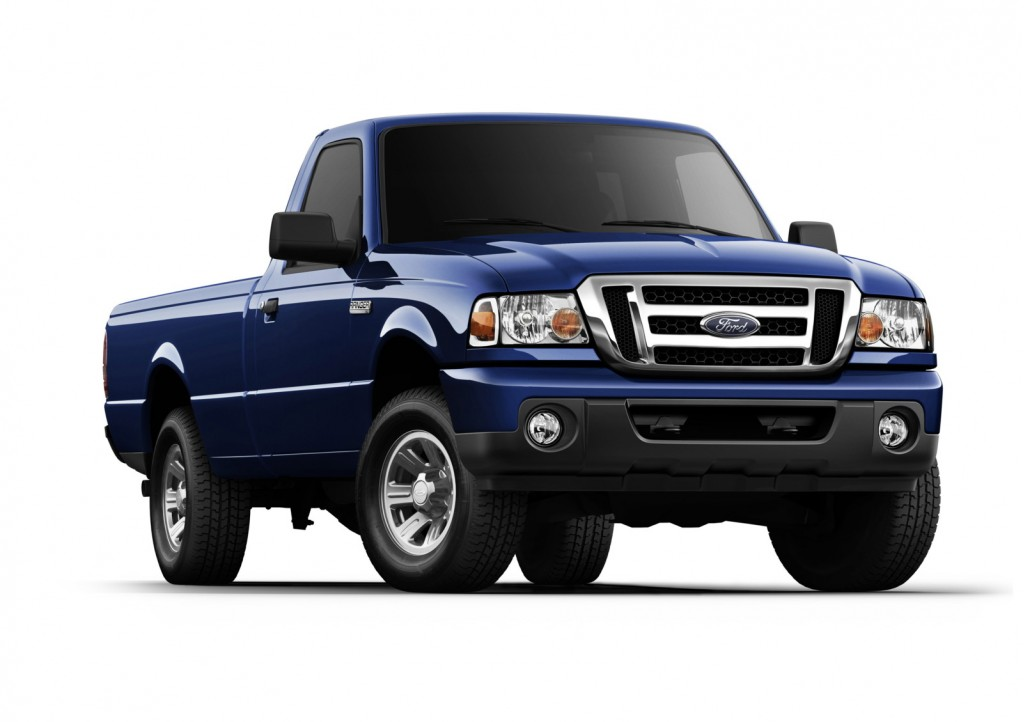 ford reconsidering a compact pickup ranger redux for u s. Black Bedroom Furniture Sets. Home Design Ideas