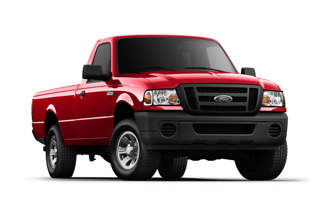 2010 Ford Ranger: Almost A Classic, Now With Side Airbags
