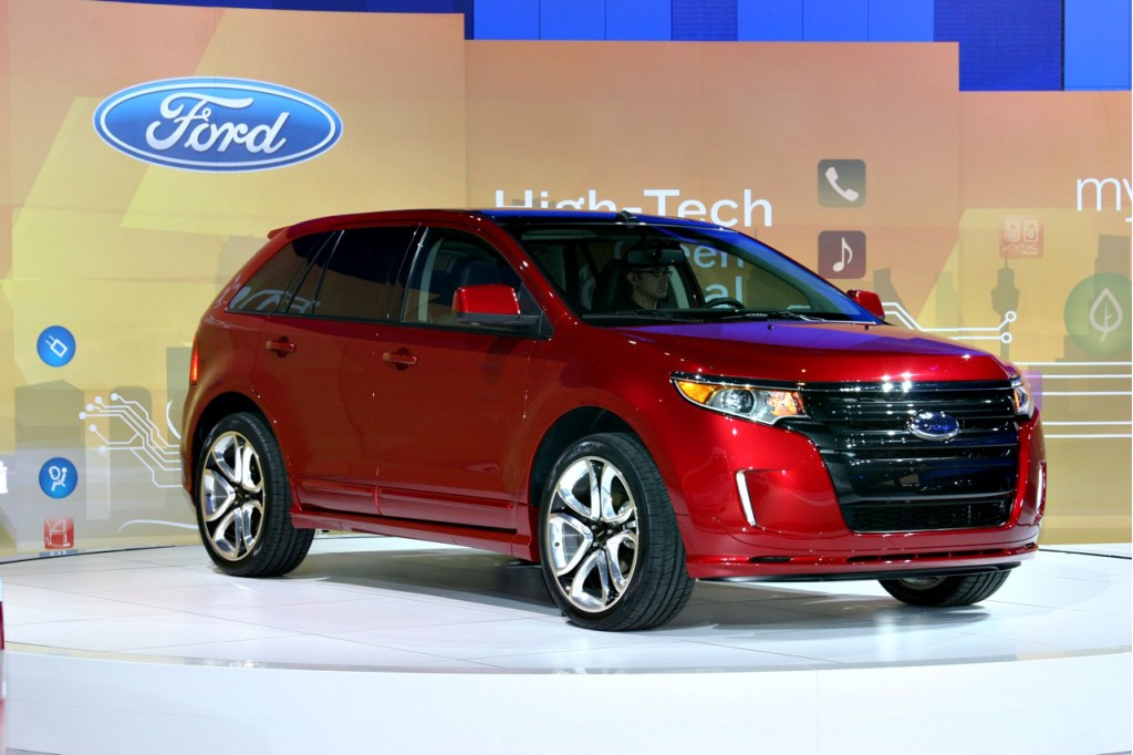 Ford To Use Mustang Engine In The 2011 Ford Edge Sport
