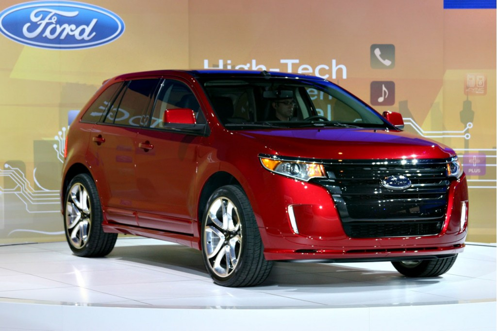 2011 Ford Edge: An [Adjective] [Noun] That Really [Verb]