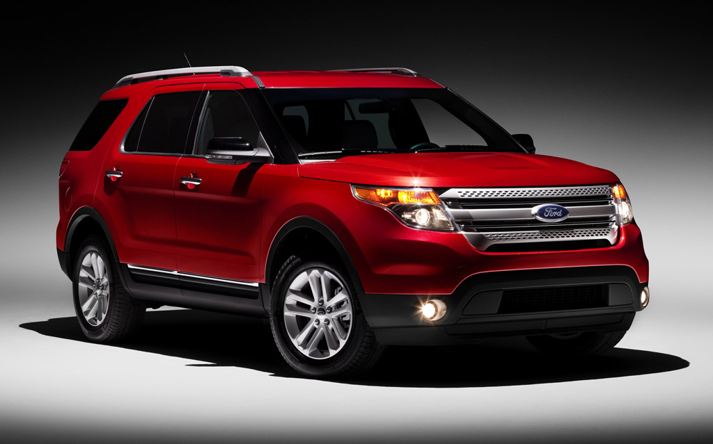 2011 Ford Explorer: New Niche Approach Fits The Times