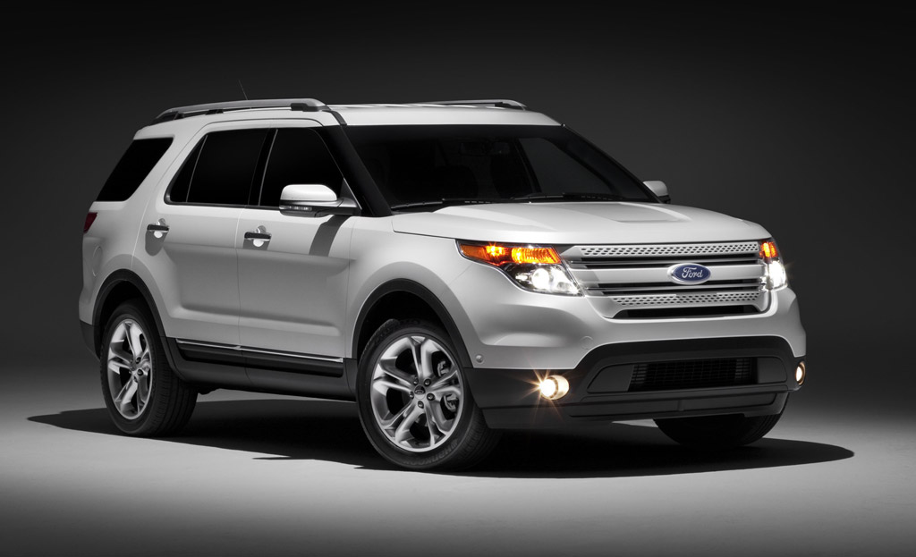 Polk: Ford Gained Market Share Across Much Of Model Line