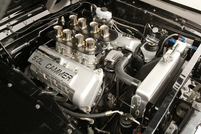 Ford Cammer engine