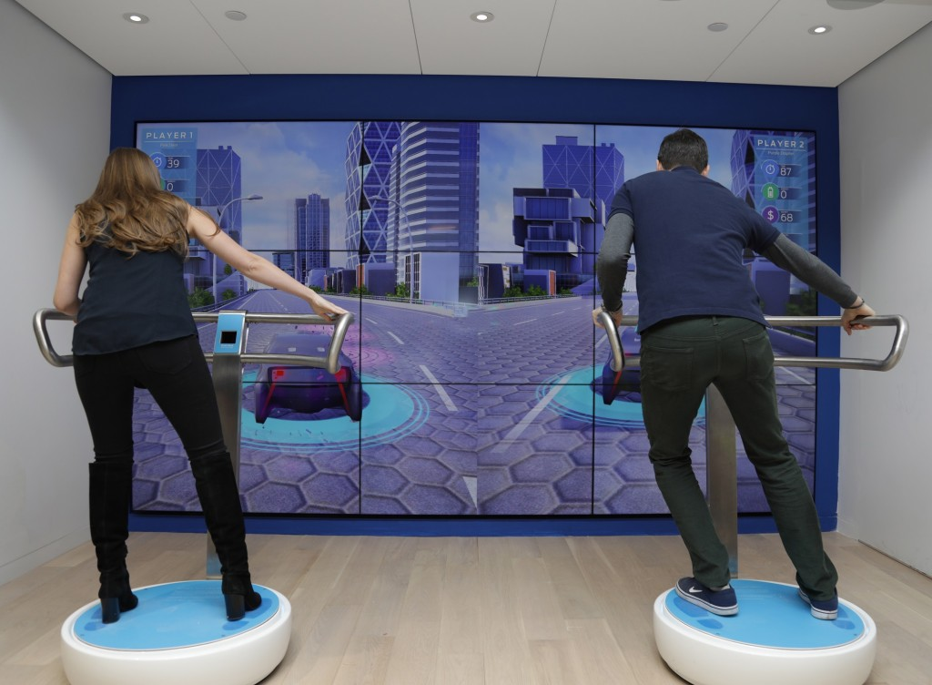 Ford launches first 'brand gallery' in New York, focusing on mobility