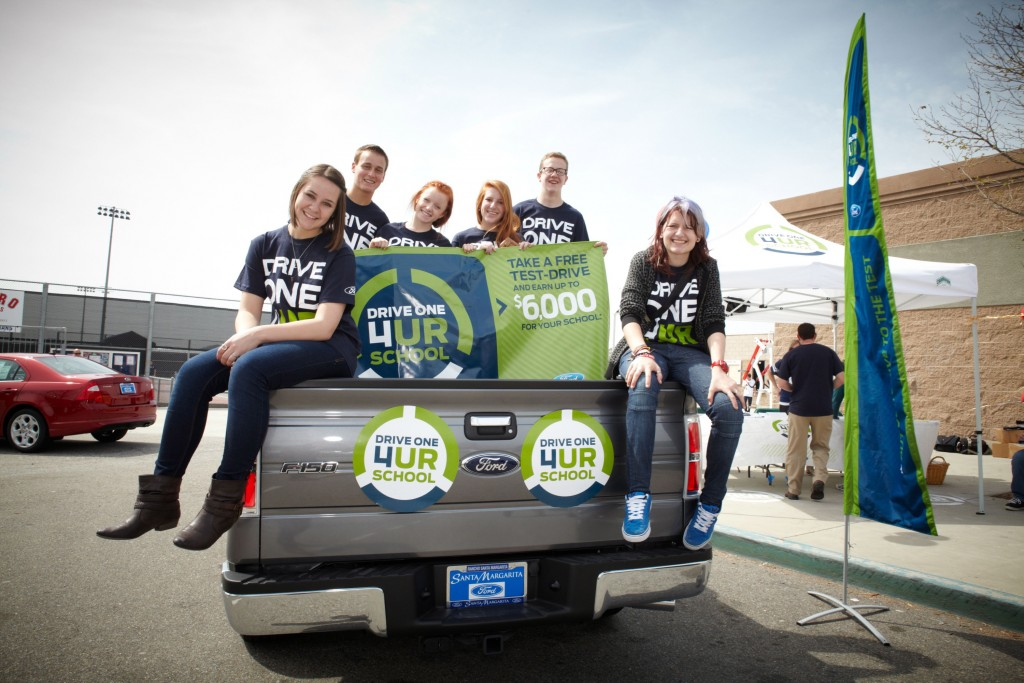 San Diego Ford Dealers >> Ford Debuts 'Drive 4 UR Community' To Raise Funds For Charity