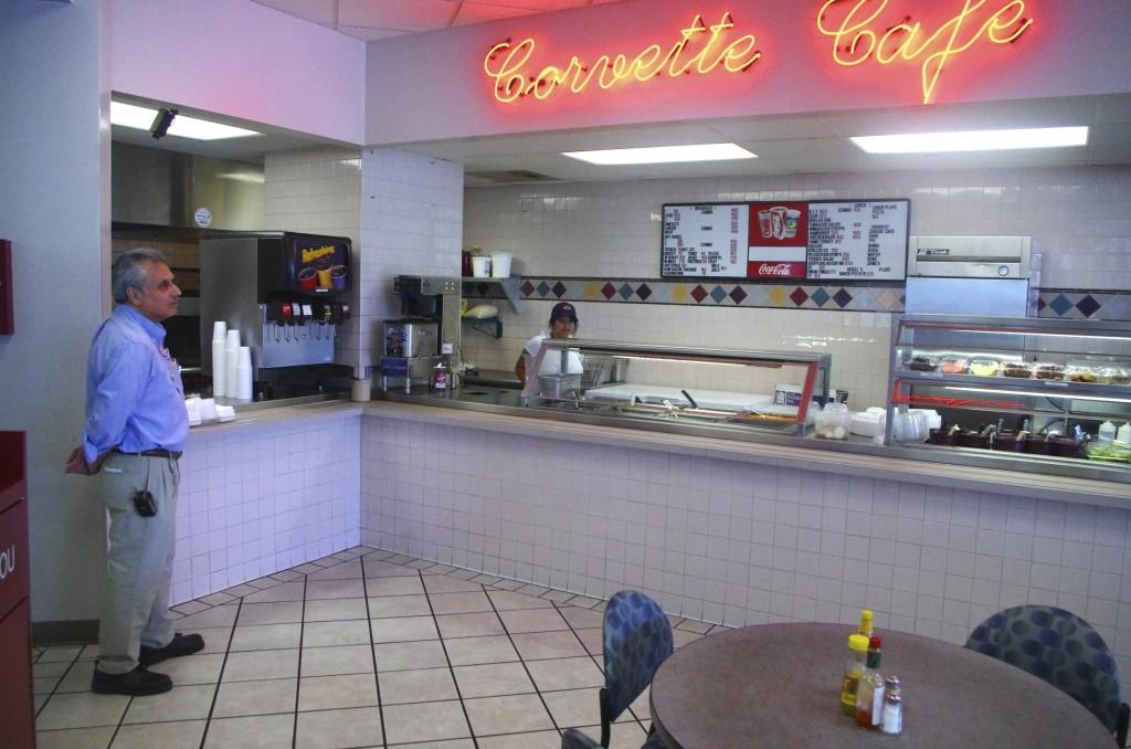 Friendly Chevrolet - Corvette Cafe