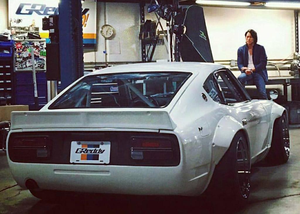 Meet Fast And Furious Star Sung Kang S Dream 240z