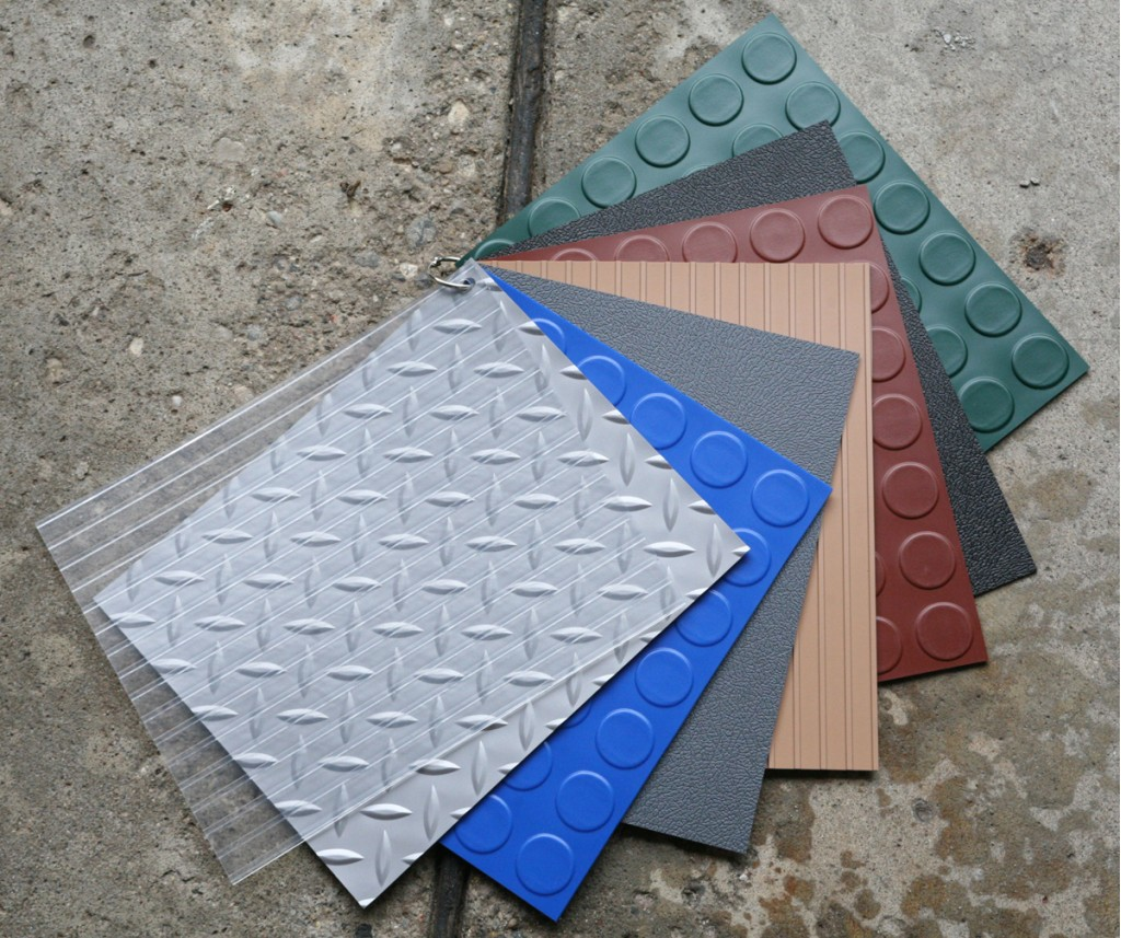 Give Dad A New Garage Floor For Fathers Day