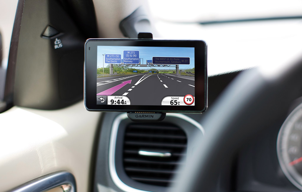 Garmin portable navigation kit now offered on all Volvos
